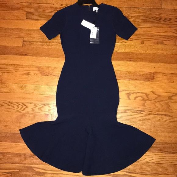 18aad040dacd Milly Dresses | Navy Mermaid Style Dress | Poshmark